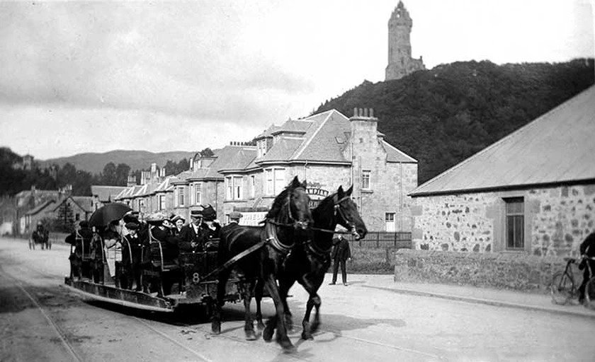 The Stirling and Bridge of Allan Horse Tramway
